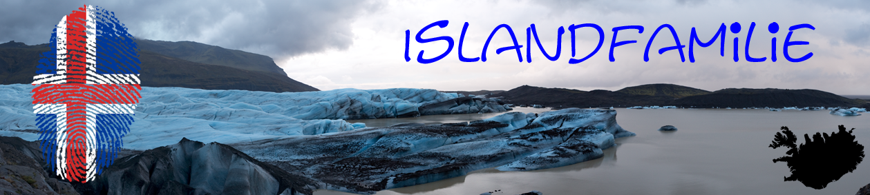 Islandfamilie